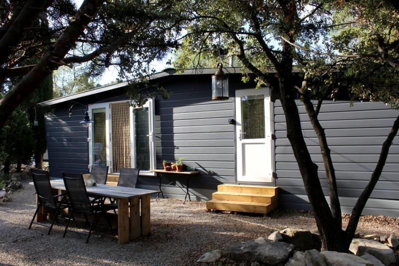 Chalet Gris nr. 111, modern chalet voor een onvergetelijke vakantie!
