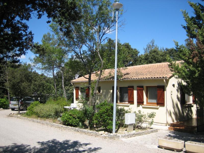 Vakantiehuis nr. 80 (Bungalow Claret)